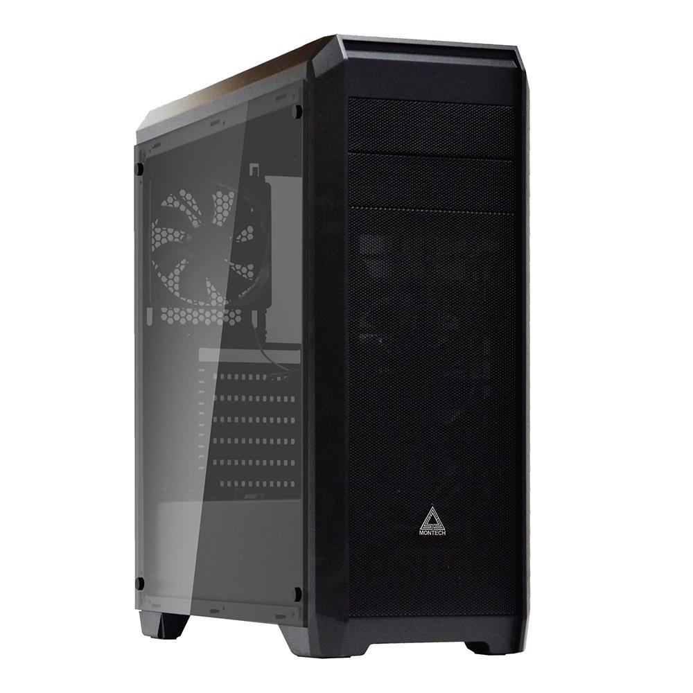 華碩平台i3 四核{黑神魔}GTX1650-4G獨顯電玩機
