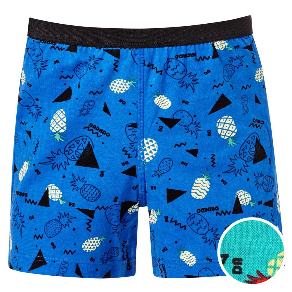 DADADO-新春旺來 110-130 男童內褲(綠)