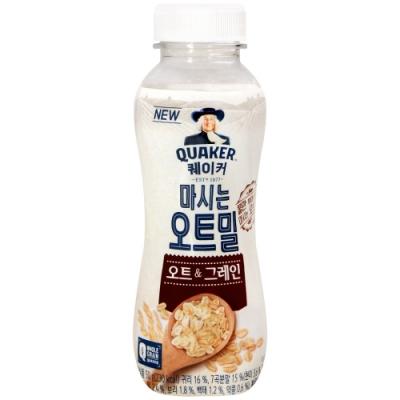 Lotte 手搖燕麥穀物飲(50g)