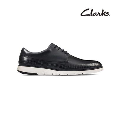Clarks   摩登經典  Helston Walk   男鞋   海軍藍   CLM48259SC20