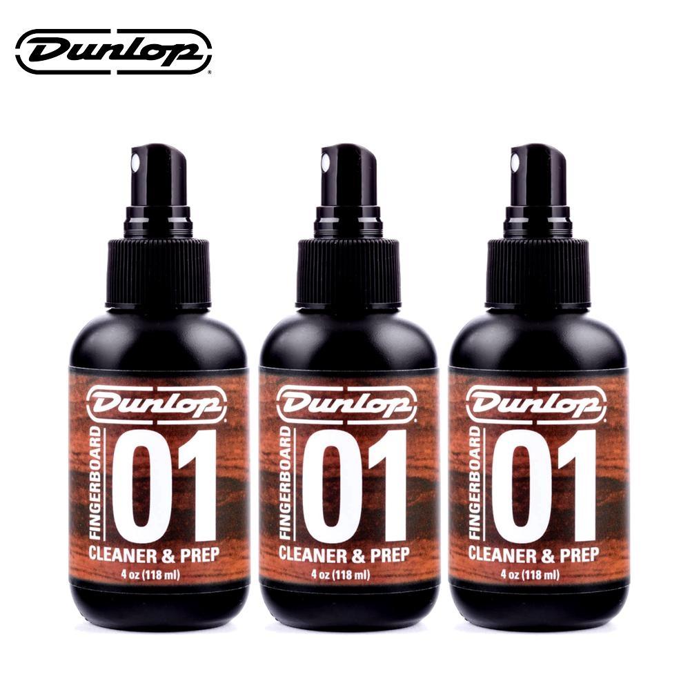 DUNLOP JDGO-6524指板油清潔保養-3入組