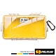 美國 PELICAN 1060 Micro Case 微型防水氣密箱-透明(黃) product thumbnail 1
