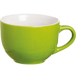 《EXCELSA》陶製茶杯(蘋果綠170ml)