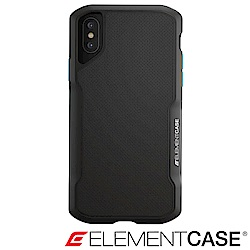 美國 Element Case iPhone XS / X Shadow 防摔手機殼-黑