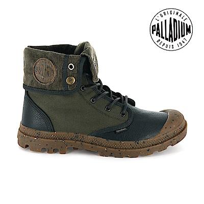 Palladium  BAGGY EXPLORER CORD軍靴-男-綠