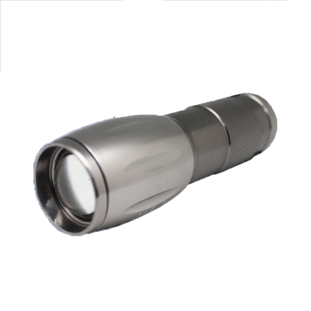 【BWW嚴選】米里 LD-116 暴風眼 魚眼/變焦180流明手電筒