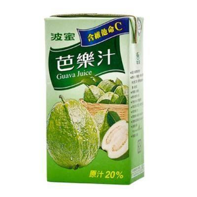 波蜜 芭樂汁(300mlx6入)