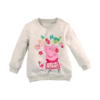 粉紅豬小妹授刷毛長袖T恤 k61143 魔法Baby