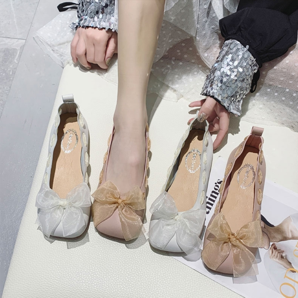 KEITH-WILL時尚鞋館-激推歐美繽紛淑女通勤鞋(休閒鞋/平底鞋)(共2色)