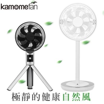Kamomefan FKLS-281D+201D 極靜音電風扇(兩入組)