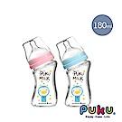 【PUKU】倍特曲線玻璃奶瓶180ml