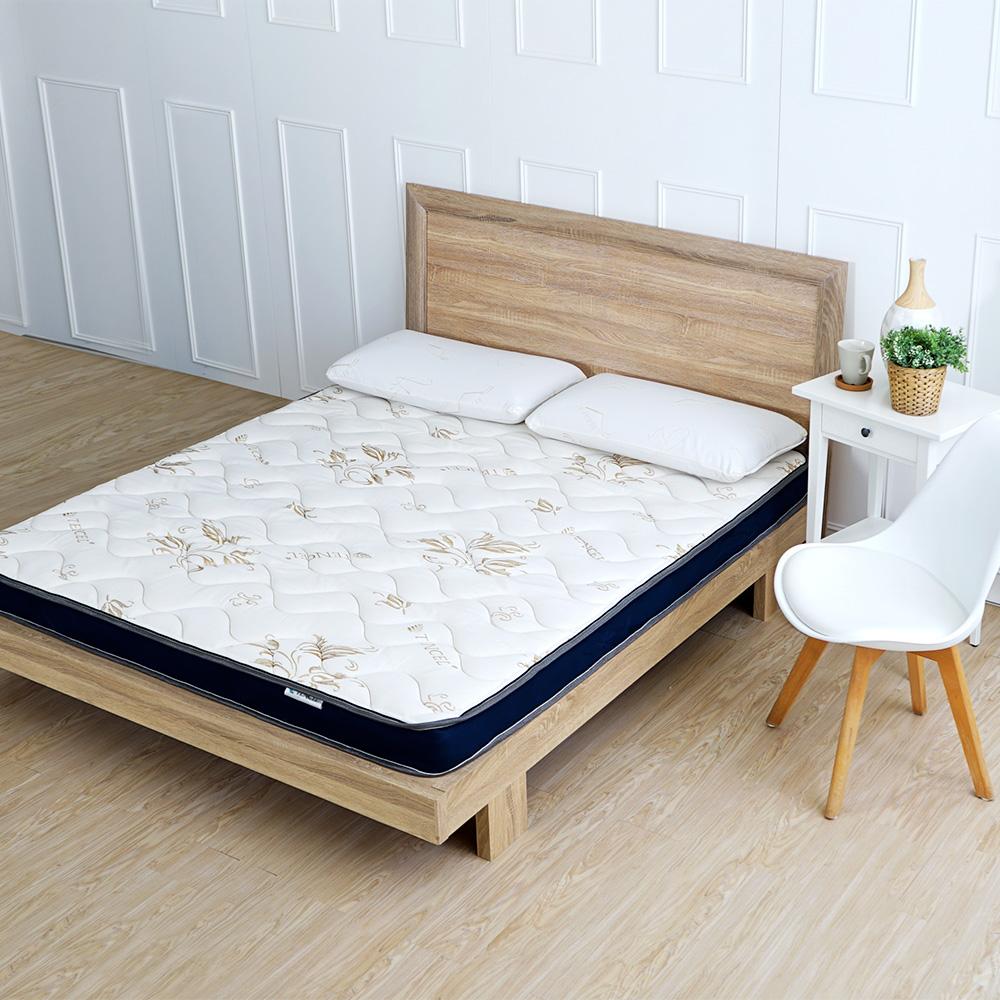 GOODDAY-10公分天絲獨立筒床墊(單人105x186cm)