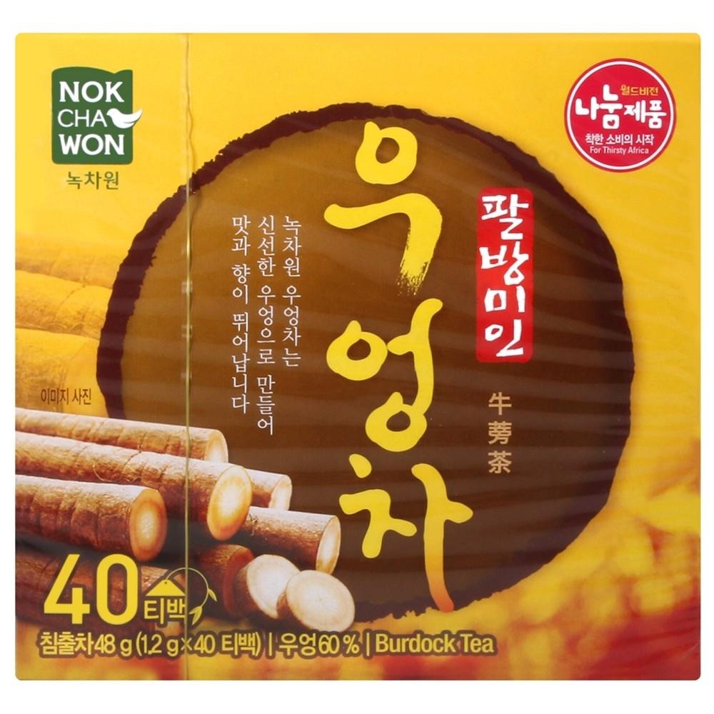 NOKCHAWON 綠茶園牛蒡茶(48g)