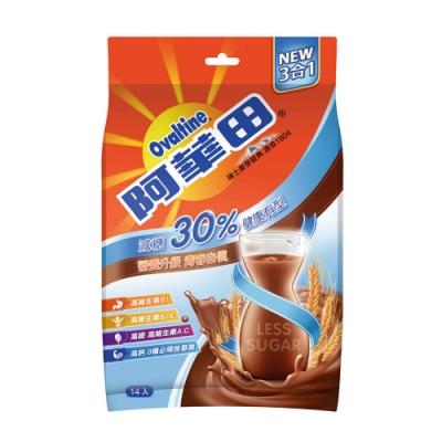 阿華田 減糖巧克力營養麥芽飲品(31gx14入)