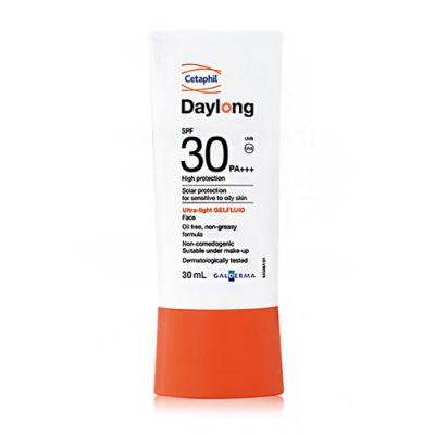 (即期品)Cetaphil 舒特膚  全日護防曬凝乳(清爽型)SPF30PA+++ 30ML(效期至2021/01/01)