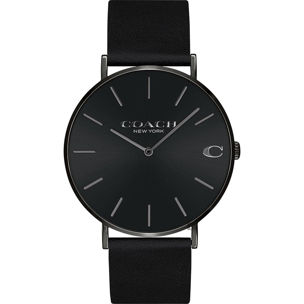 Coach 紐約 C LOGO 時尚精品手錶(CO14602434)-41mm