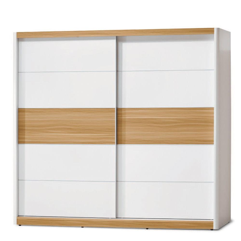MUNA德恩7X7尺衣櫥(衣櫃) 211.4X60.7X199cm
