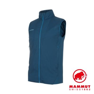 【Mammut】Rime Light 化纖背心 水鴨藍 男款 #1013-00970