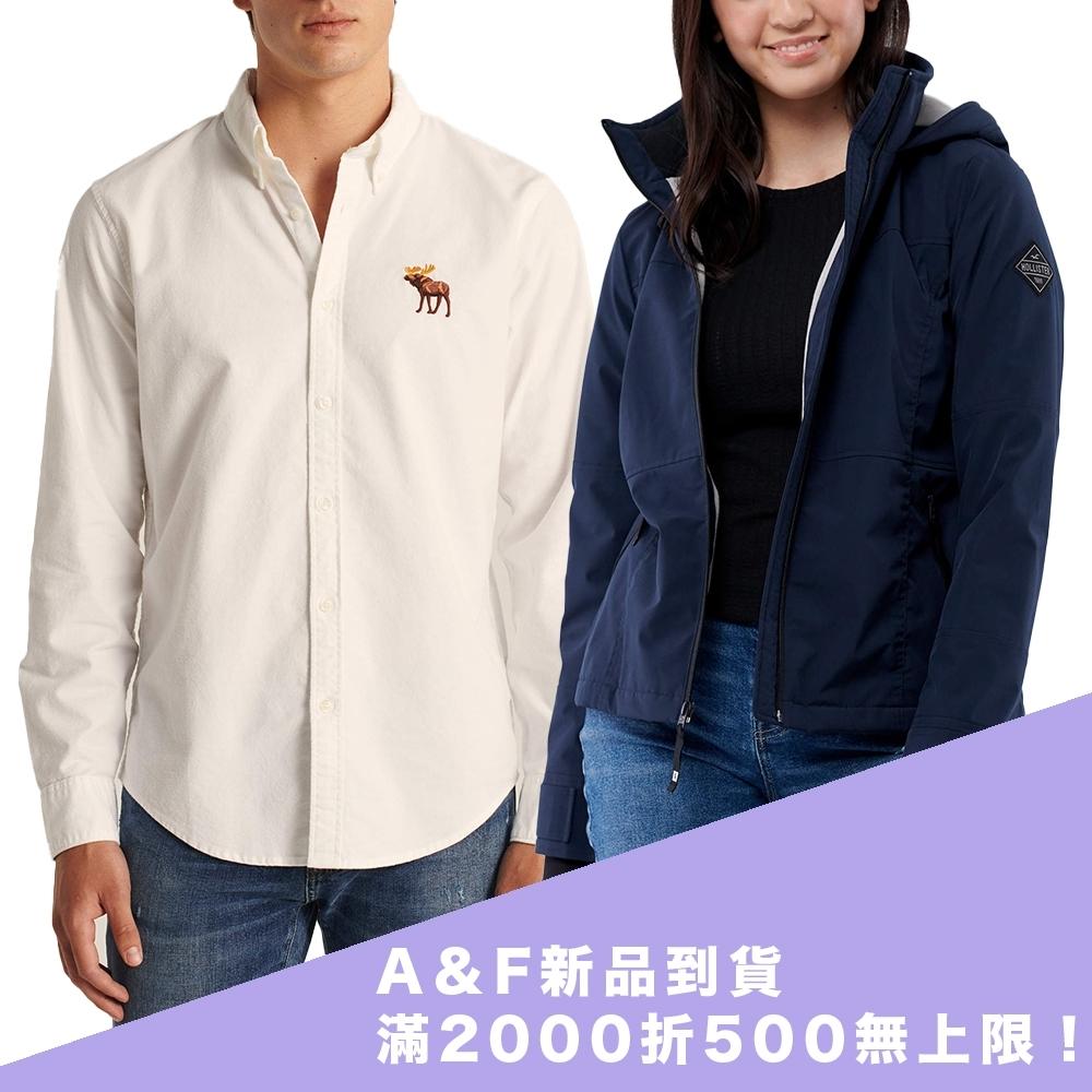 A&F 新品偷跑全館滿2000折500!! @ Y!購物