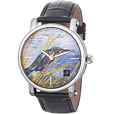 梵谷Van Gogh Swiss Watch梵谷經典名畫男錶(Gent 12-1)