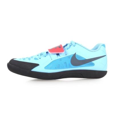 NIKE 男女 特定限量-擲部鞋 ZOOM RIVAL SD 2 水藍紅