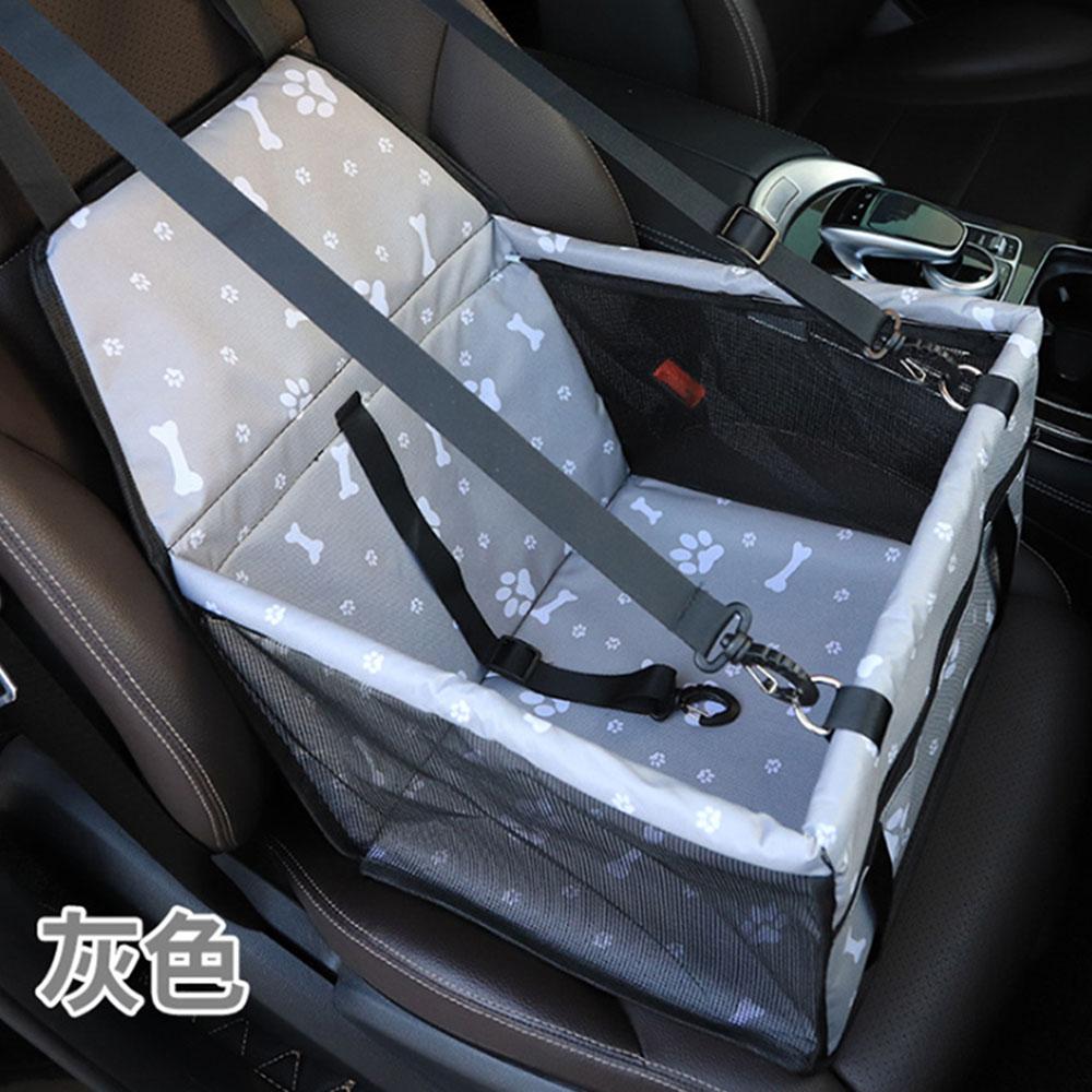 寵愛有家-狗狗貓咪寵物車用防水耐磨安全座椅(寵物外出用品)