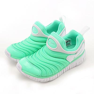 NIKE-DYNAMO FREE 中大童跑步鞋-綠