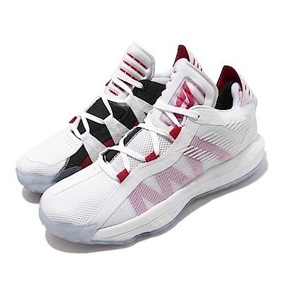 adidas 籃球鞋 Dame 6 GCA 鴛鴦 男鞋