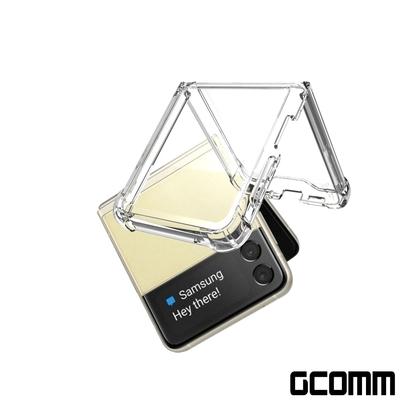 GCOMM 三星 Z Flip3 透明防摔殼 Crystal Fusion II