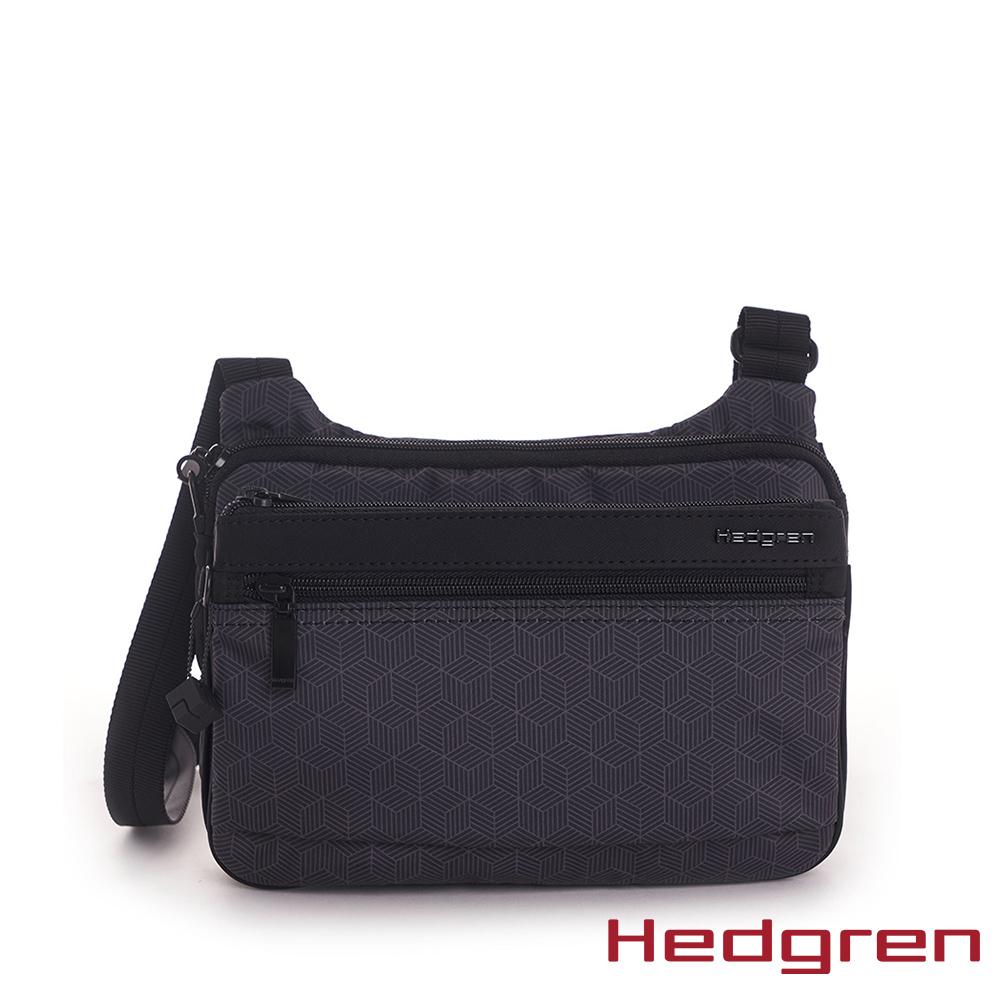 Hedgren 黑休閒斜背包 - HIC412  SALLY