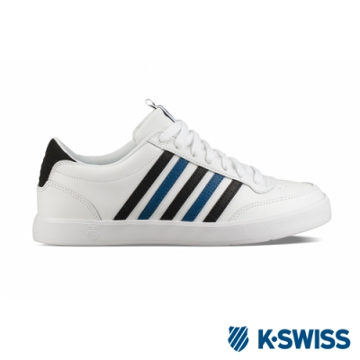 K-SWISS Court Lite CMF休閒運動鞋-男-白/藍/黑