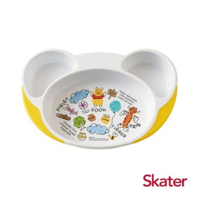 【任】Skater離乳多隔餐盤-維尼