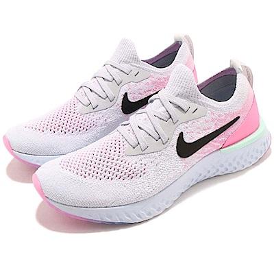 Nike 慢跑鞋 Epic React 運動 女鞋