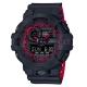 G-SHOCK街頭創新螢光元素設計休閒錶(GA-700SE-1A4)紅線圈53.4mm product thumbnail 1