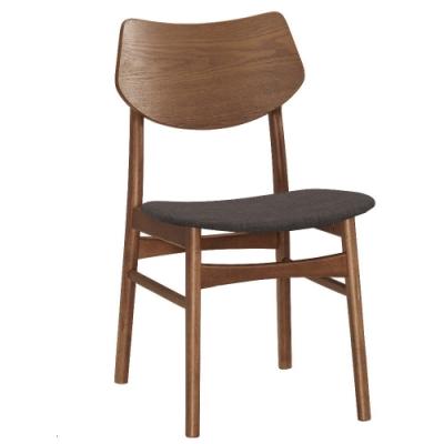 MUNA 特倫德餐椅(布)(實木)(1入)  49X53X83.5cm