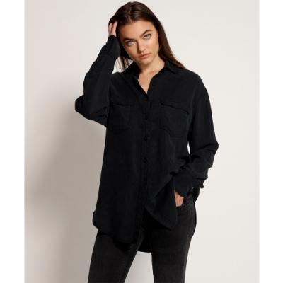 ONETEASPOON BLACK ORIGINAL LIBERTY SHIRT 襯衫(女)