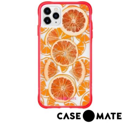 美國 Case●Mate iPhone 11 Pro 防摔手機保護殼真水果限定款-新鮮柑橘