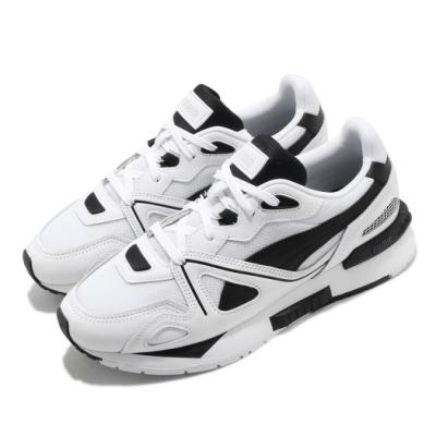 Puma 休閒鞋 Mirage Mox Core 運動 男女鞋 基本款 舒適 簡約 情侶穿搭 球鞋 白 黑 38045903