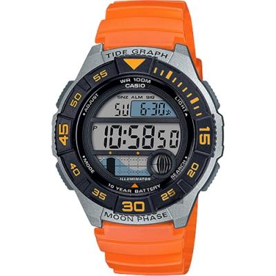CASIO 卡西歐 海洋運動系列手錶 WS-1100H-4A