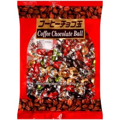 高岡食品 咖啡風味代可可脂巧克力球(145g)