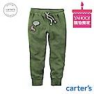 Carter's台灣總代理 溜冰鞋徽章綁帶長褲