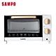 (快速到貨) SAMPO 聲寶 - 10L溫控機械式電烤箱 KZ-CB10 product thumbnail 1