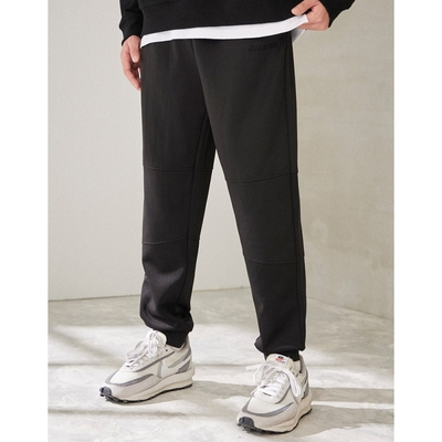 CACO-特級彈性運動棉褲(二色)-男【C1AR003】