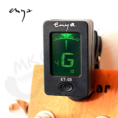 ENYA 6合1多功能 迷你冷光調音器(ET-03)