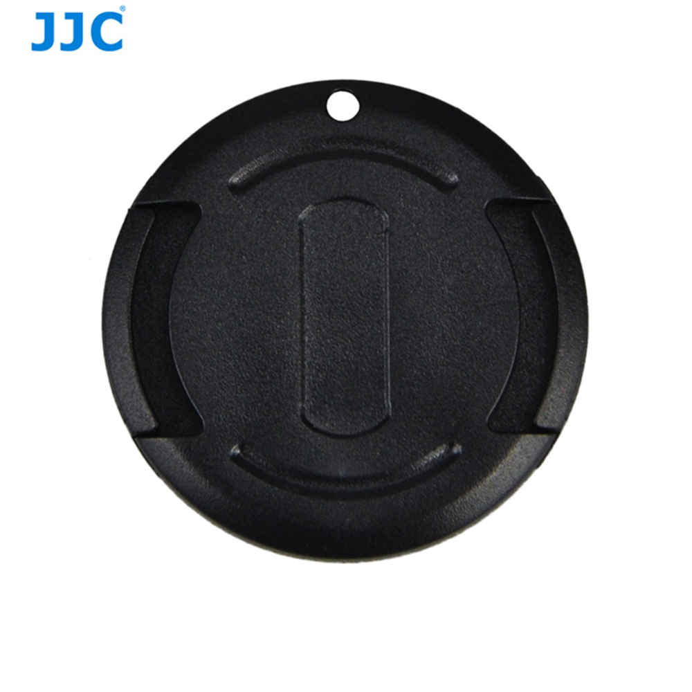 JJC原廠單眼相機鏡頭蓋37mm鏡頭蓋LC-37附繩