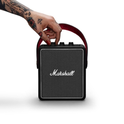 Marshall STOCKWELL II Bluetooth 黑色 藍牙喇叭