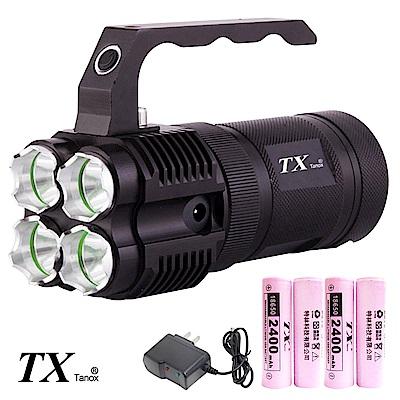 TX特林XML- L2四燈強亮探照燈(t-4D3000A)