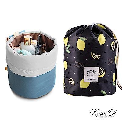 Kiiwi O! 環遊世界系列盥洗包 CASEY 檸檬
