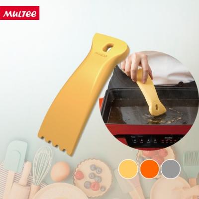 MULTEE摩堤 烹飪工具組 不傷鍋清潔刮刀 (鵝黃)