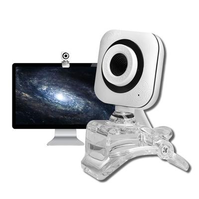 HD WebCam 迷你電腦視訊鏡頭 420°多向滾輪萬用夾 高解晰視訊攝影機 遠距教學上課會議 即插即用